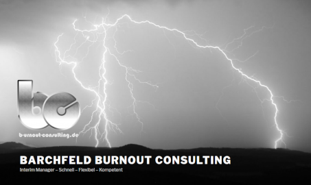 BARCHFELD BURNOUT CONSULTING - Interim Manager – Schnell – Flexibel – Kompetent